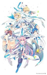 雪ミクイラスト宣伝02